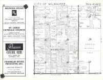 Map Image 013, Milwaukee County 1961